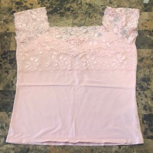 3/$15 Lace top